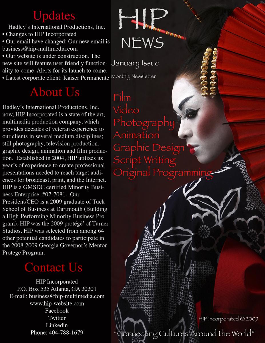 HIP January 2014 Newsletter smV2